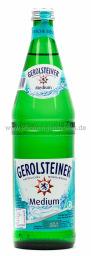 Foto Flasche Gerolsteiner Mineralwasser