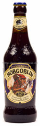 Foto Wychwood Brewery Hobgoblin Traditionally Crafted Legendary Ruby Beer 0,5 l Glas Einweg