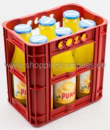 Punica Orange Plus Vitamin C Kasten 6 x 1 l Glas MW