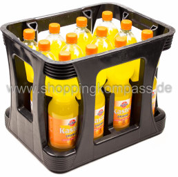 Kastell Orange Kasten 12 x 1 l PET EW