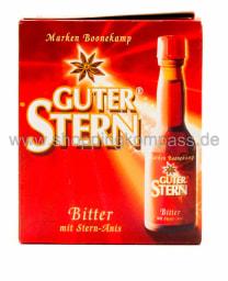 Boonekamp Guter Stern Bitter mit Stern-Anis Packung 3 x 20 ml