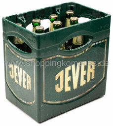 Jever Pils Kasten 11 x 0,5 l PET EW