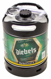 Foto Diebels Alt Perfect Draft 6 l Fass