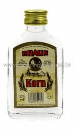 Braun Korn 0,1 l