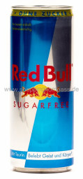 Red Bull Sugarfree 0,25 l Dose Einweg 2