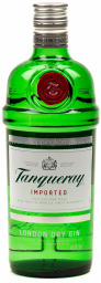 Foto Tanqueray Imported London Dry Gin 0,7 l