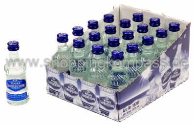 Wodka Gorbatschow Karton 20 x 40 ml