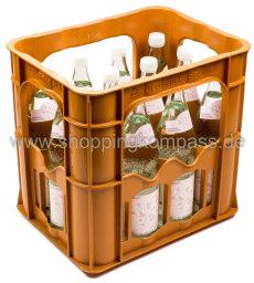 Engelbert Mineralwasser Naturell Kasten 12 x 0,7 l Glas MW