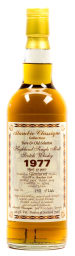 Foto Alambic Classique Highland Single Malt Scotch Whisky 1977 37 years 0,7 l