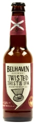 Belhaven Twisted Thistle IP4 0,33 l Glas Einweg