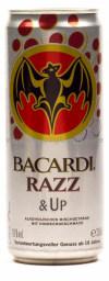 Bacardi Razz & Up 0,33 l Dose EW