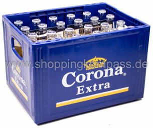 Corona Extra Kasten 4 x 6 x 0,33 l Glas MW