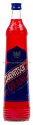 Zarewitsch Red Orange Likör 0,7 l