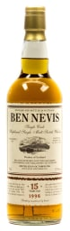 Foto Ben Nevis Single Highland Malt Scotch Whisky 15 years 1996 0,7 l