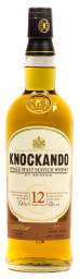 Foto Knockando Single Malt Scotch Whisky 12 years 0,7 l