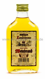 Braun Weinbrand 0,2 l
