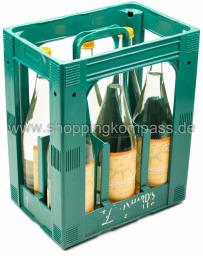 St. Leonhards Sonnenquelle Mineralwasser Still Kasten 6 x 1 l Glas MW