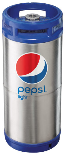 Pepsi Cola Light Postmix 20 l Fass KEG