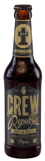 Crew Republic Rest In Peace Barley Wine 0,33 l Glas Mehrweg