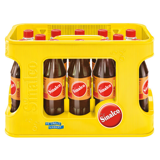 Sinalco Cola Mix Kasten 12 x 0,5 l PET Mehrweg