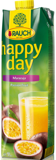 Happy Day Maracuja 1 l Tetra-Pack