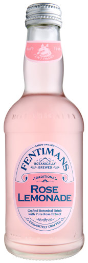 Fentimans Rose Lemonade 0,275 l Glas Einweg