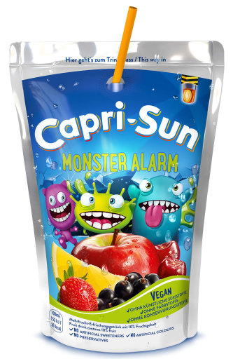 Capri Sonne Monster Alarm 0,2 l