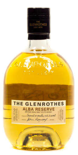 The Glenrothes Alba Reserve Speyside Single Malt Scotch Whisky 0,7 l
