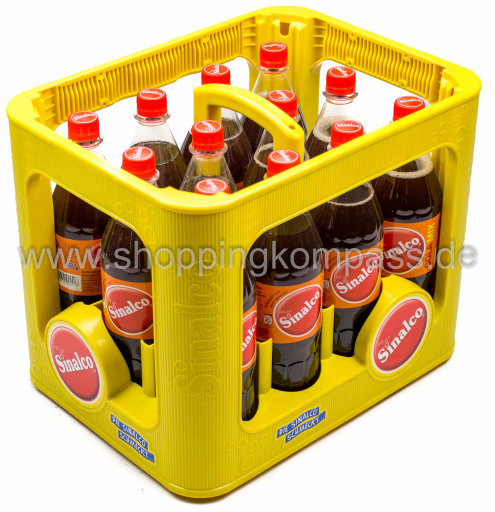 Sinalco Cola Mix Kasten 12 x 1 l PET Mehrweg