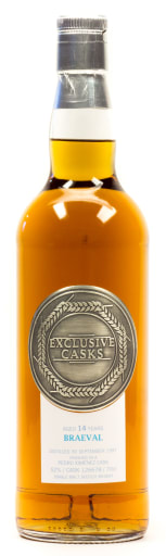 Braeval Exclusive Casks by David Stirk Whisky 14 years