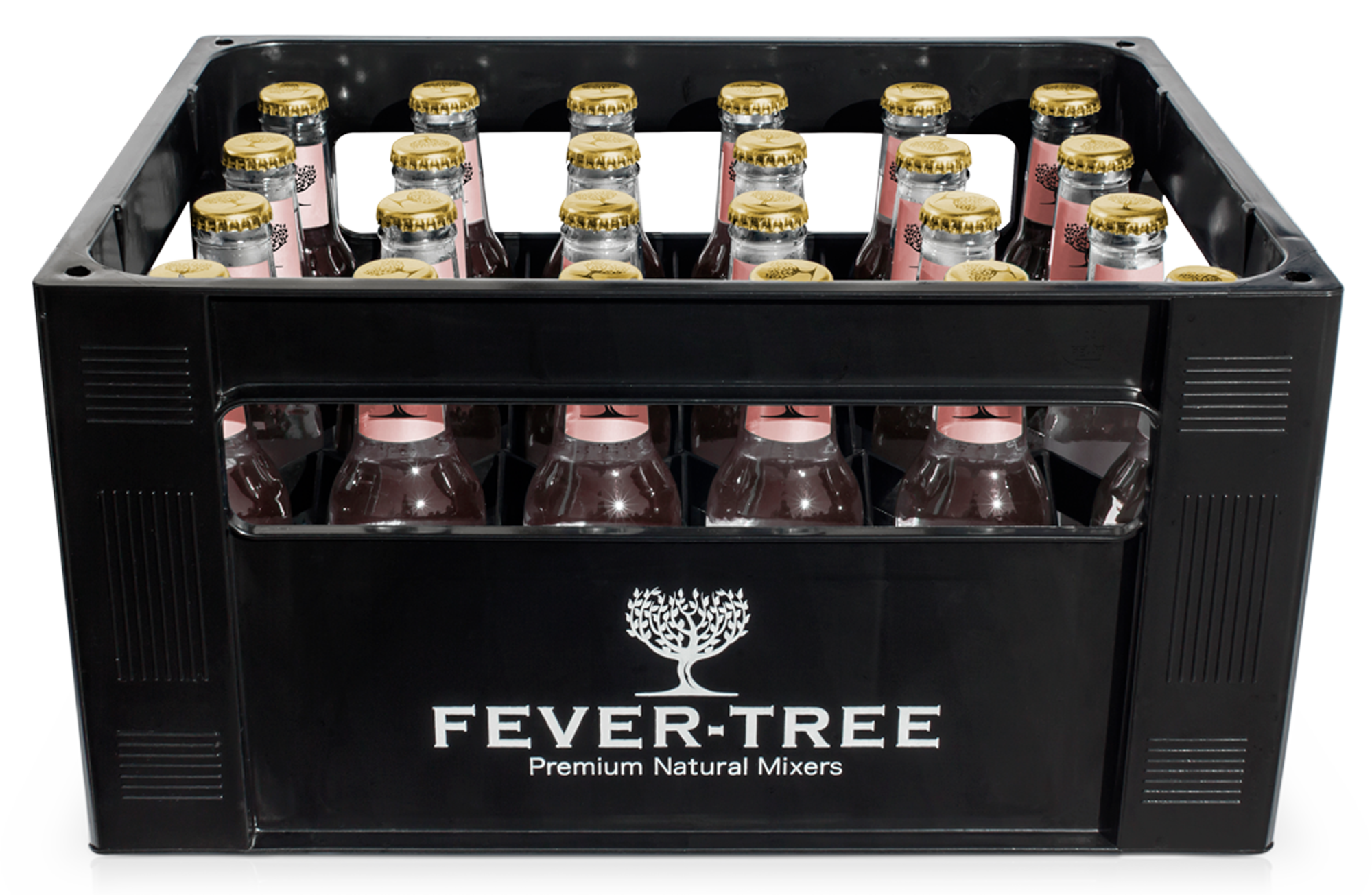 Fever Tree Aromatic Tonic Water Kasten 24 x 0,2 l Glas Mehrweg