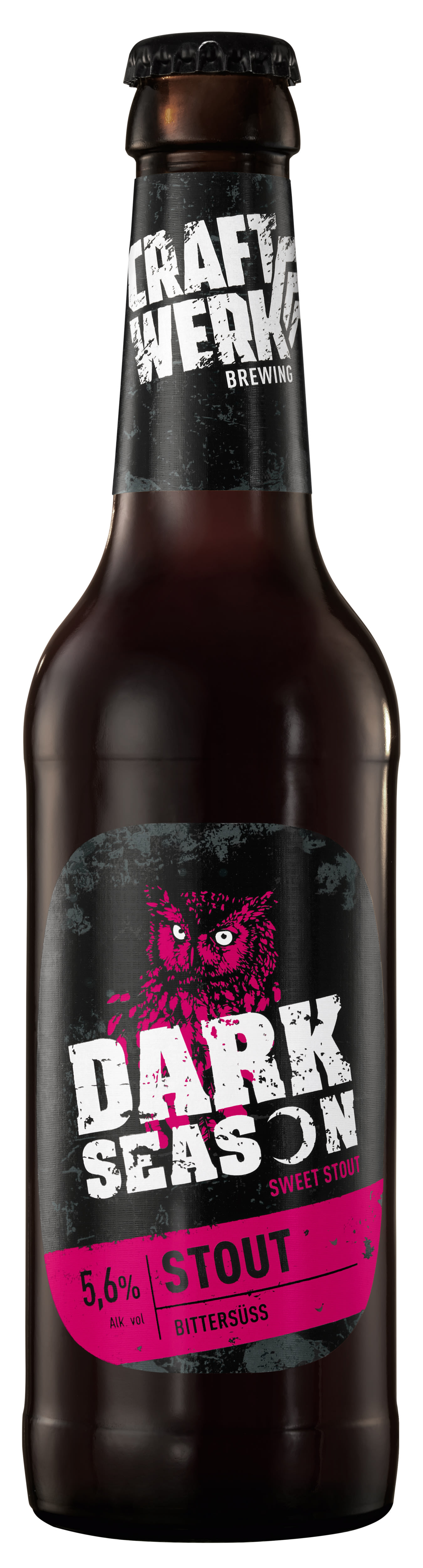 Craftwerk Brewing Dark Season 0,33 l Glas Mehrweg