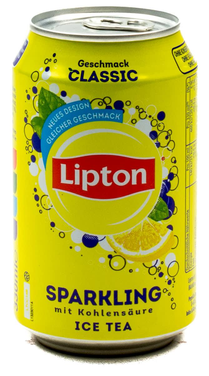 Lipton Eistee Dose