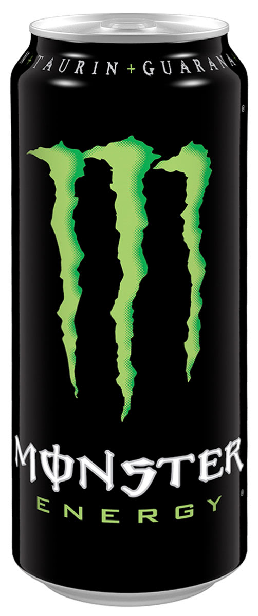 Monster Energy Drink Original 0,5 l Dose Einweg