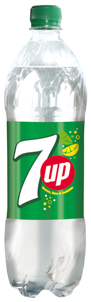 7 UP 1 l PET Einweg