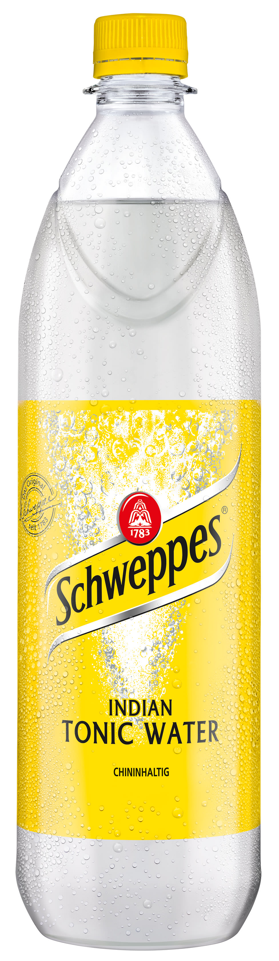 Schweppes Indian Tonic Water 1 l PET Mehrweg
