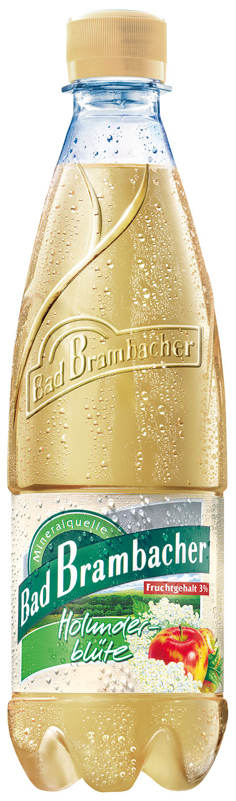 Bad Brambacher Holunderblüte 1 l PET Einweg