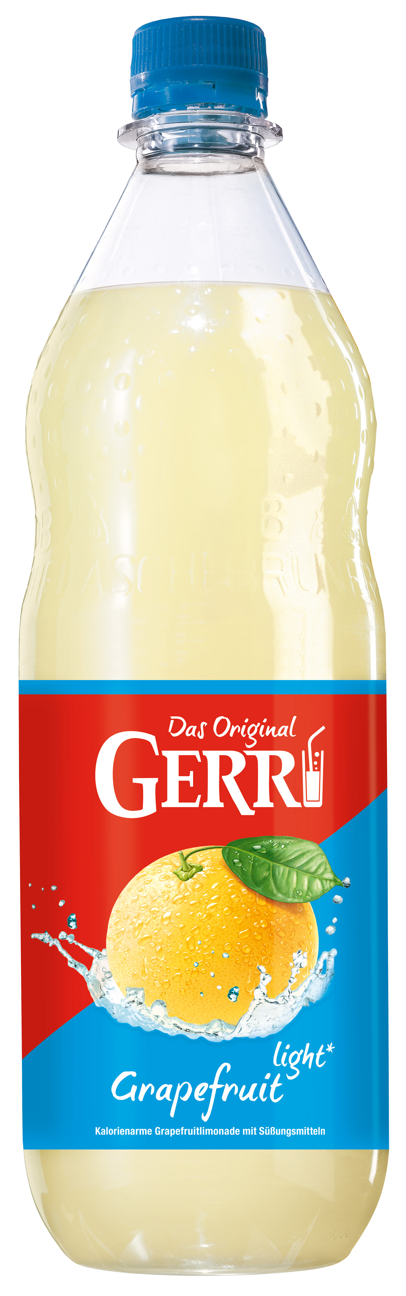 Gerri Grapefruit Light 1 l PET Mehrweg