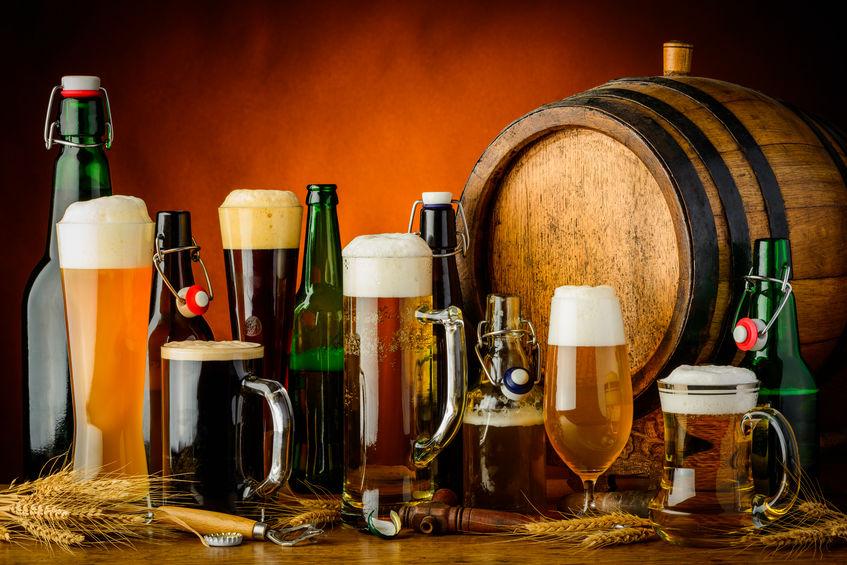 Bier online bestellen und liefern lassen