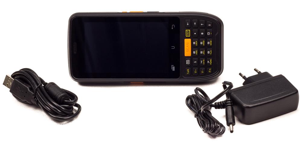 Ladegerät und USB-Kabel