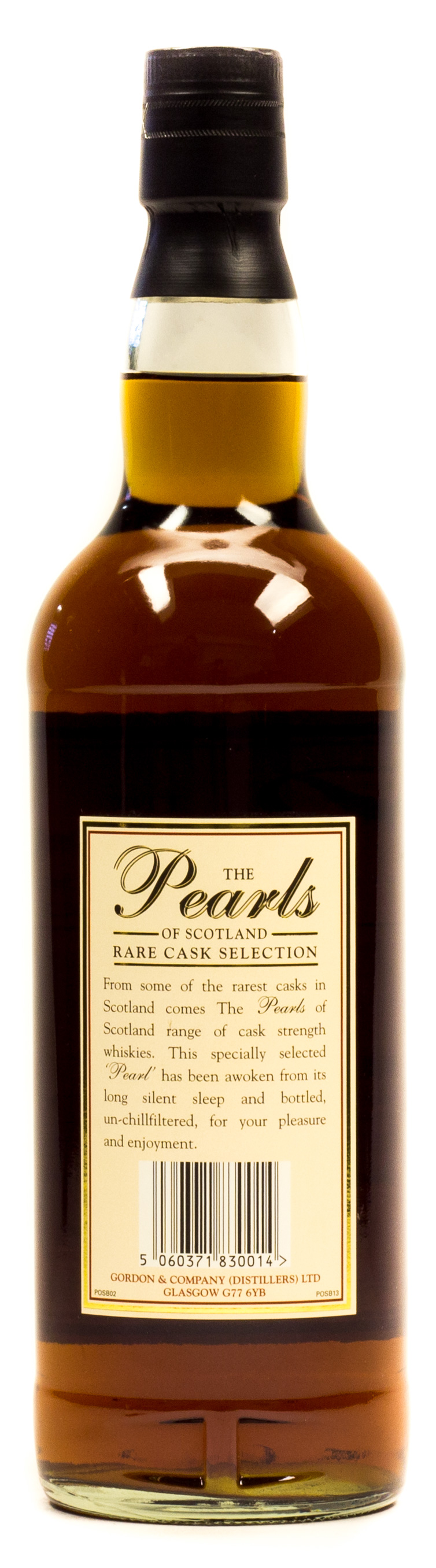 Ben Nevis 1997 The Pearls of Scotland Single Malt Scotch Whisky 0,7 l