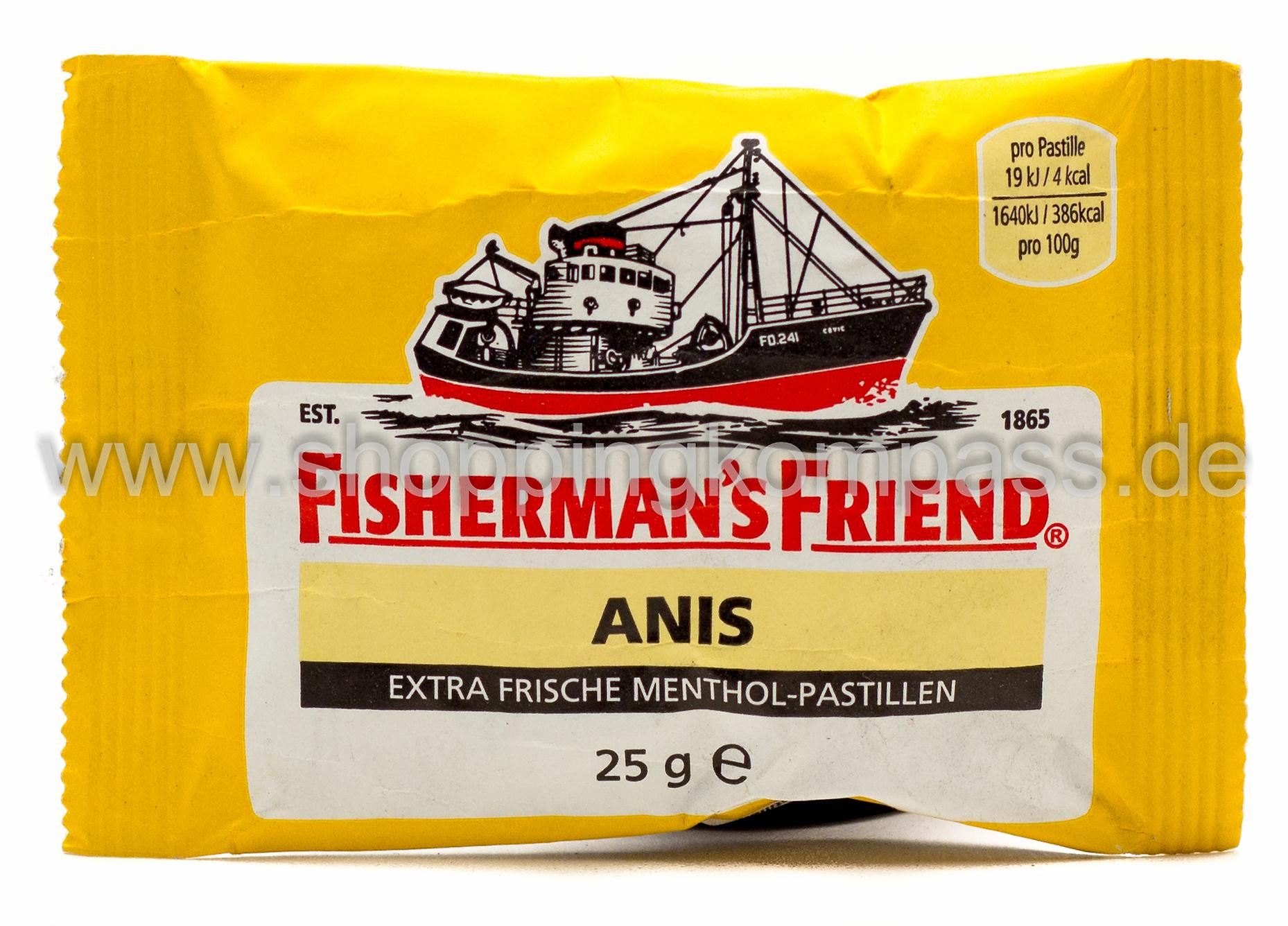 Fisherman's Friend Anis 25 g