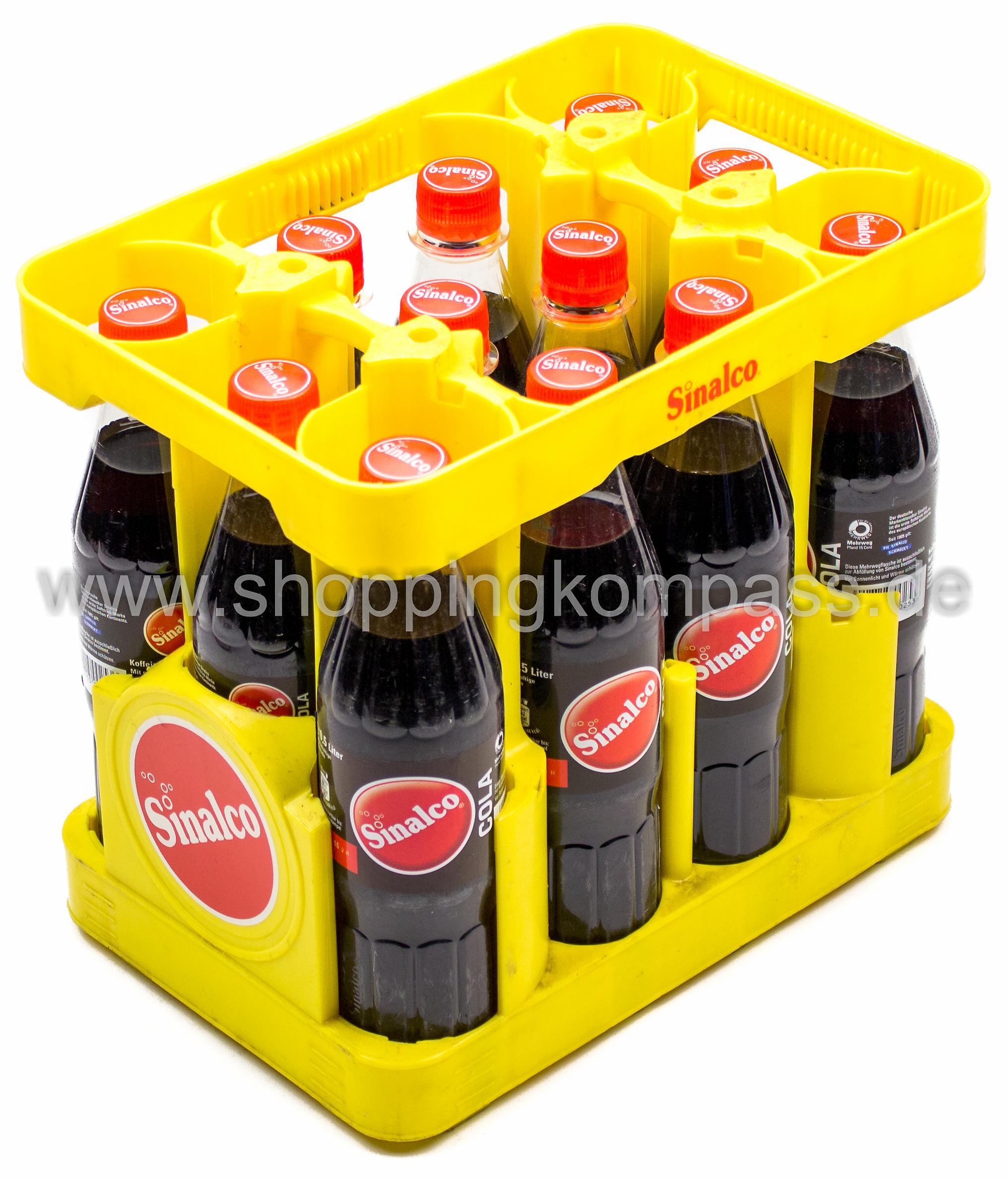 Sinalco Cola Kasten 12 x 0,5 l PET MW