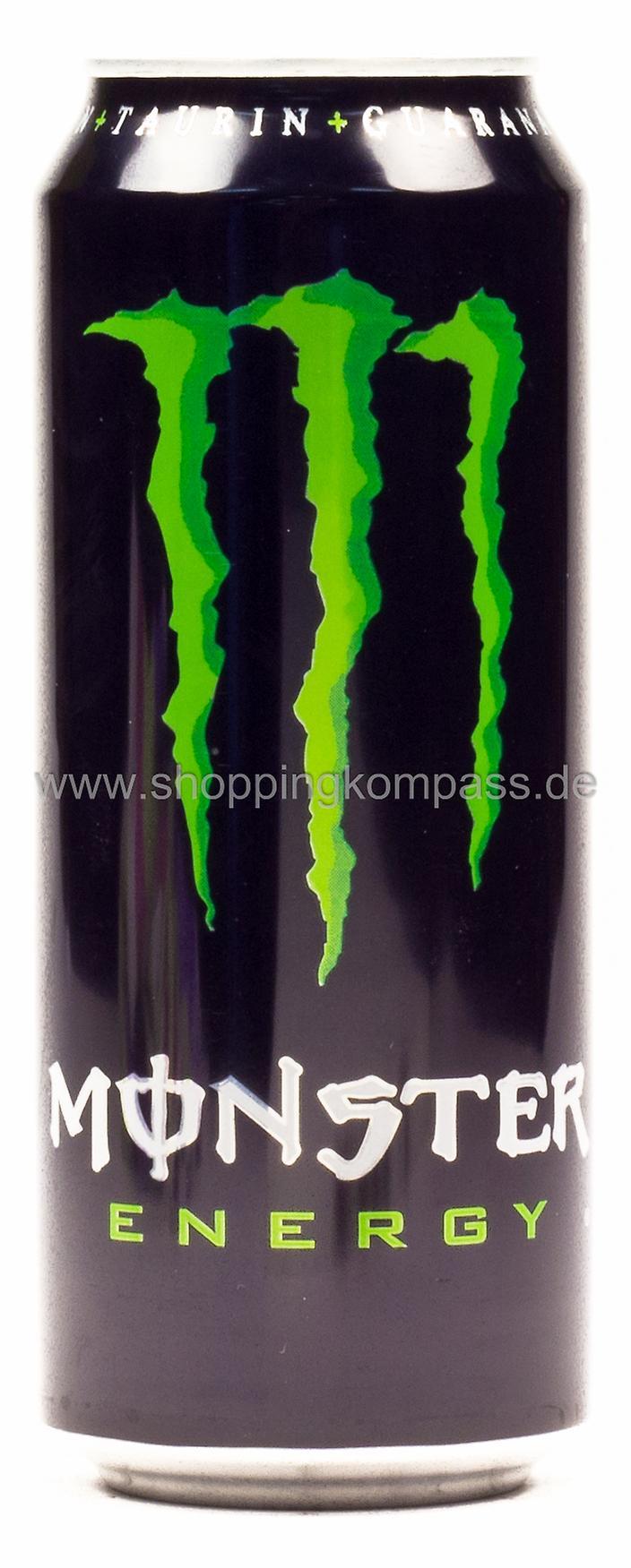 Energy-Drinks - Monster Energy Drink 0,5 l Dose EW 2 - Ihr ...