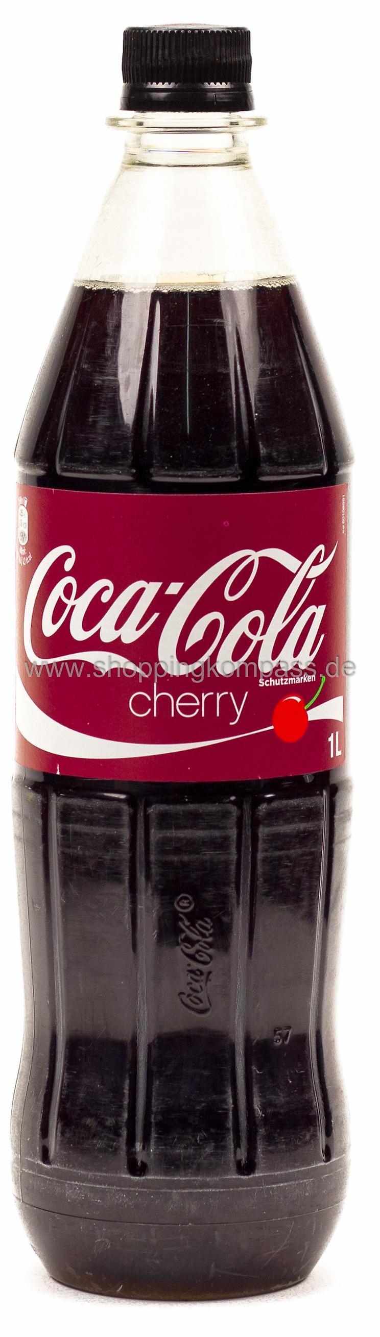 cola colamixgetr nke coca cola cherry 1 l pet mw ihr zuverl ssiger lieferservice. Black Bedroom Furniture Sets. Home Design Ideas