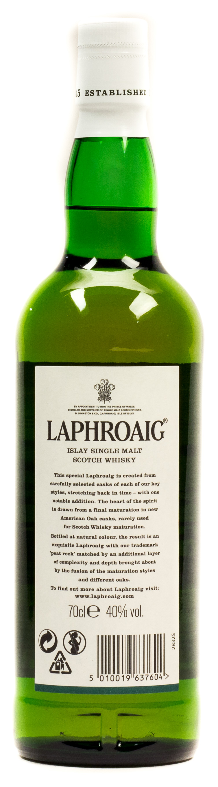 Laphroaig Islay Single Malt Scotch Whisky Select 0,7 l