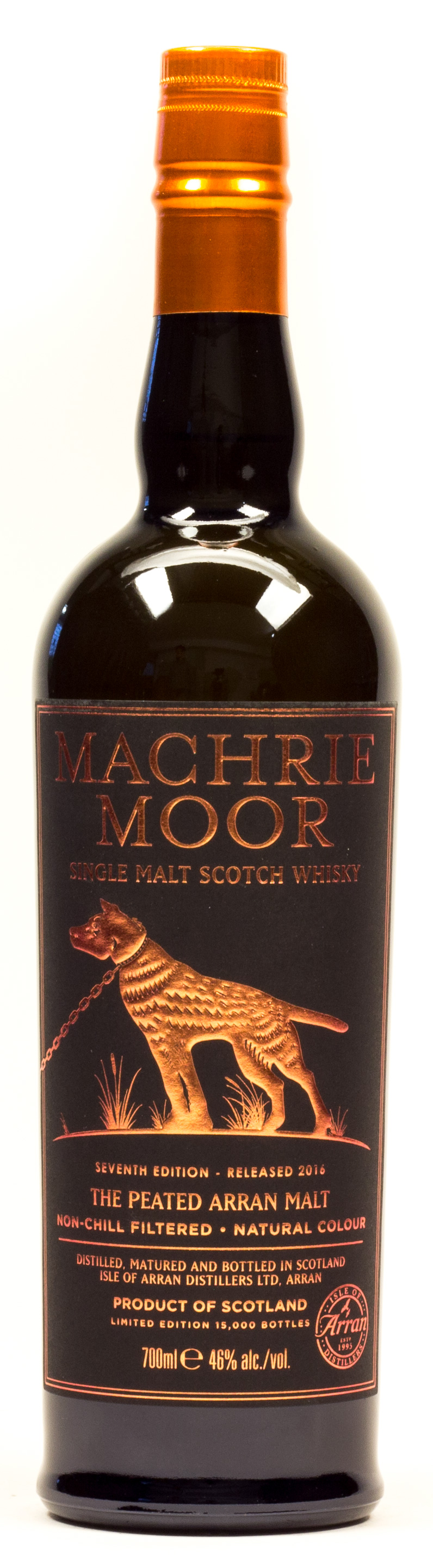 Arran Machrie Moor Single Malt Scotch Whisky 0,7 l