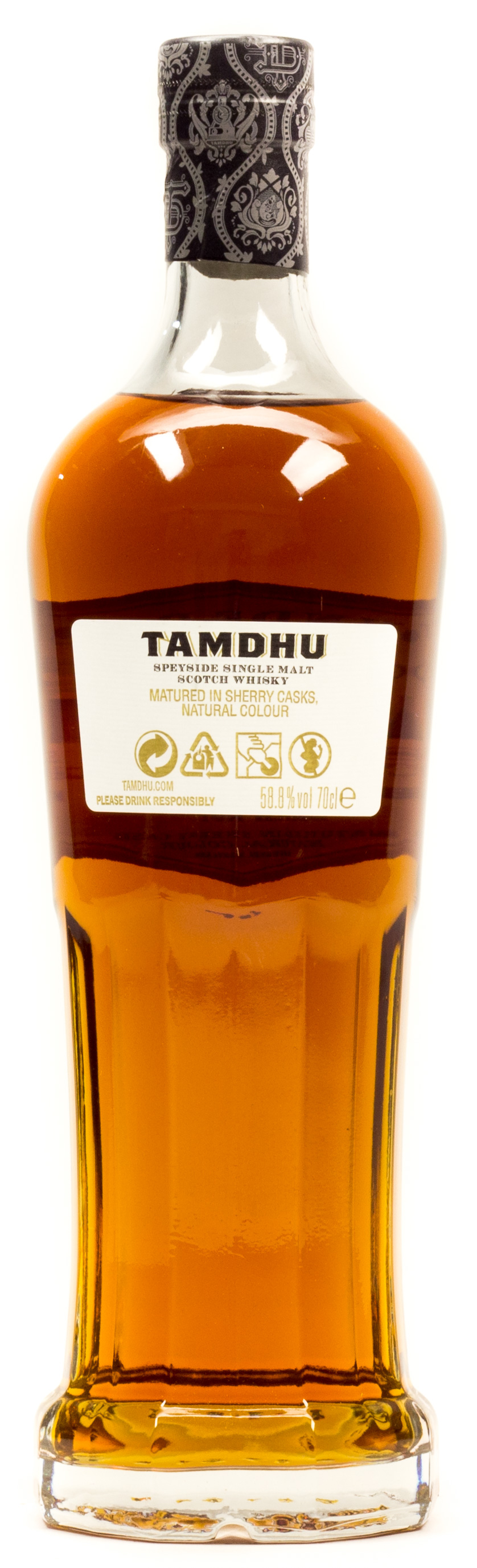 Tamdhu Speyside Single Malt Scotch Whisky Batch Strength 0,7 l