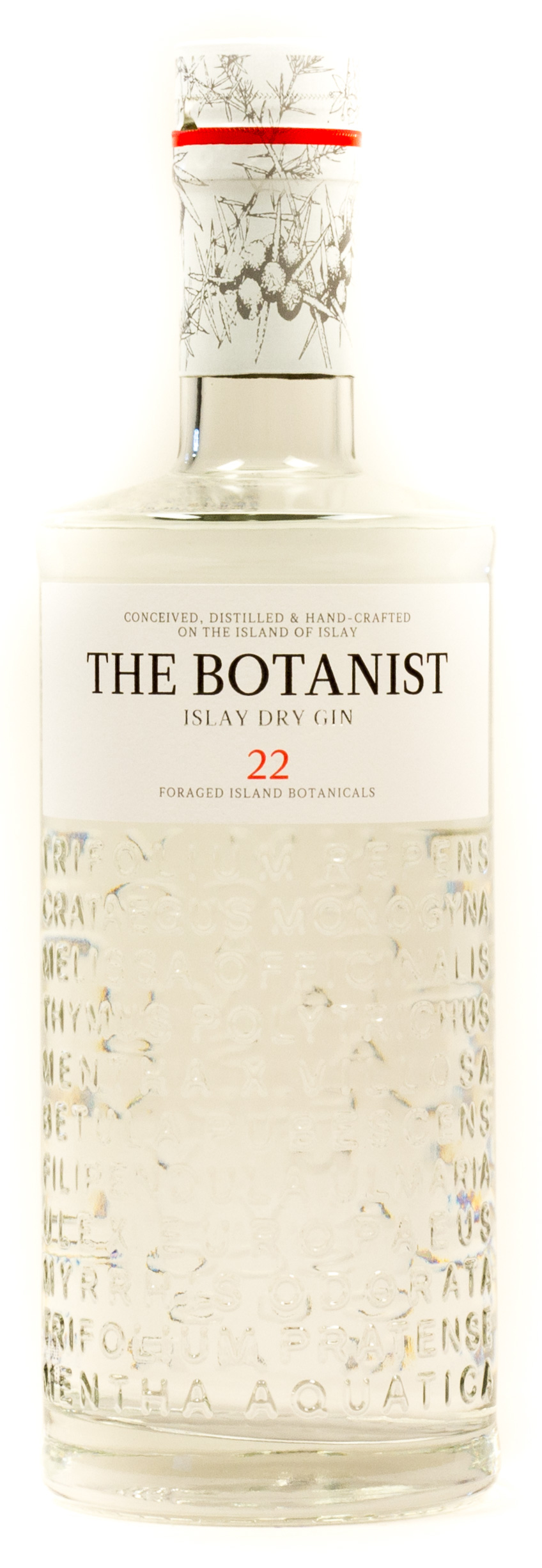 The Botanist Islay Dry Gin 22 0,7 l