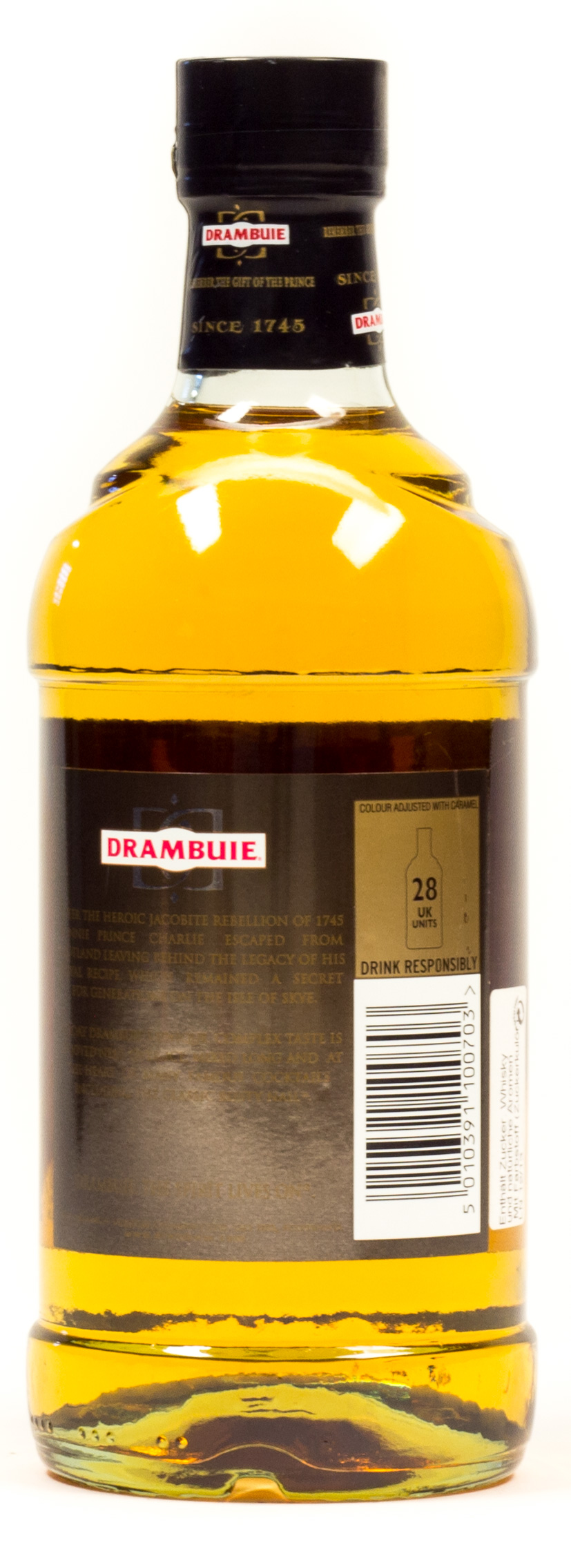 Drambuie Likör Honey Whisky 0,7 l